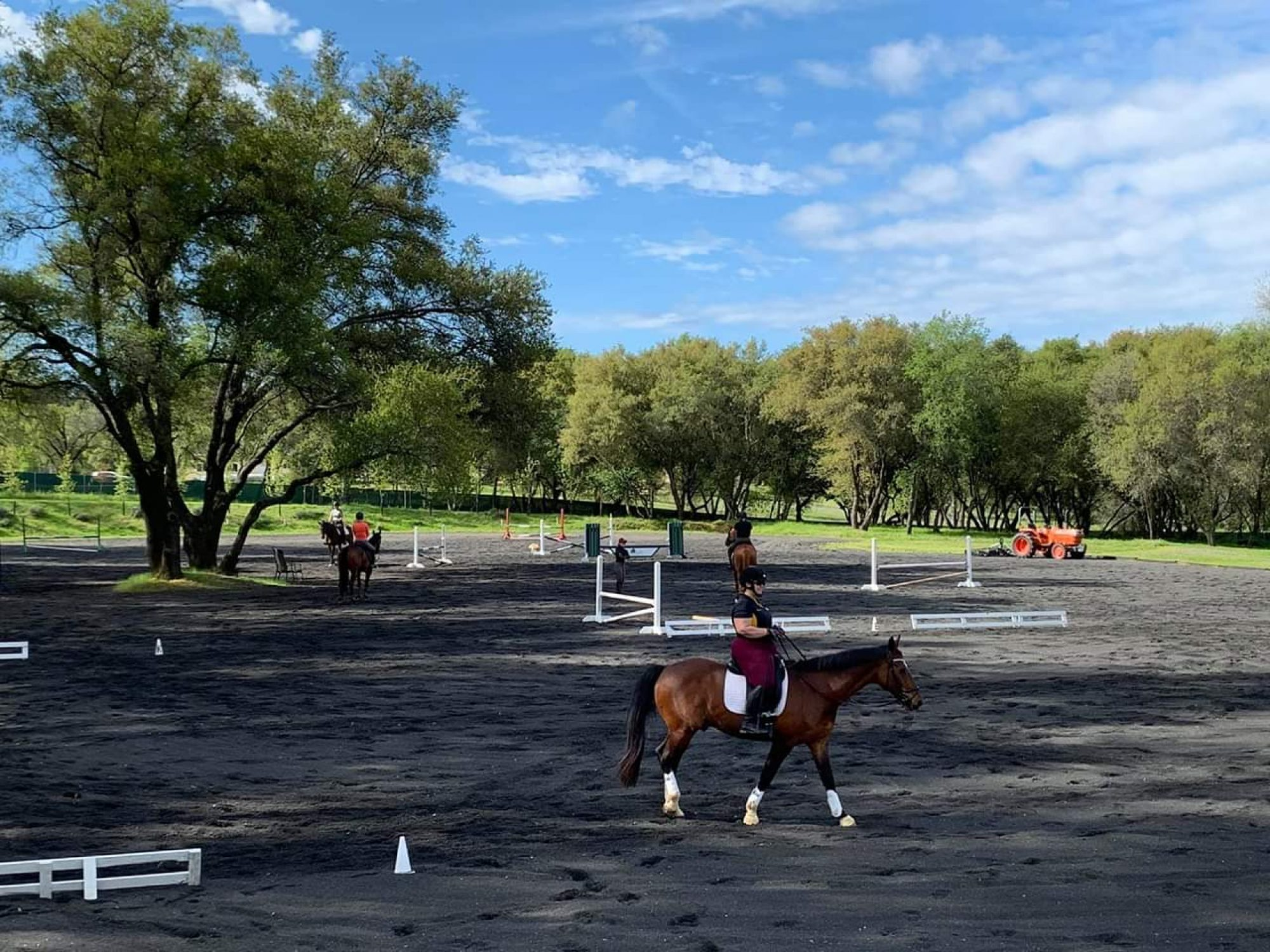 Oak Knoll Equestrian Pony Club Riding Center